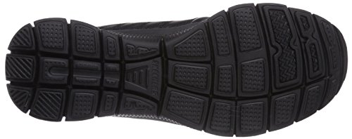 Skechers Flex AppealPure Tone, Sneakers basses femme Noir - Noir