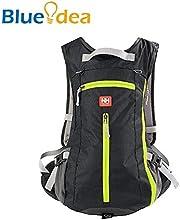 Blueidea® 15L Viaje de Excursión Subir Bolsa Bolsa Mochila Ultra Ligero a Prueba de lluvia Ultraligero Mochila para Bicicleta Ciclismo Daypacks Mochila Con Casco del Cubierta