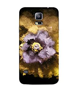 Digiarts Designer Back Case Cover for Samsung Galaxy S5 Mini, Samsung Galaxy S5 Mini Duos, Samsung Galaxy S5 Mini Duos G80 0H/Ds, Samsung Galaxy S5 Mini G800F G800A G800Hq G800H G800M G800R4 G800Y (Zig Zag Cirlce Rectangle Square)