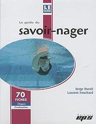 Le guide du savoir-nager