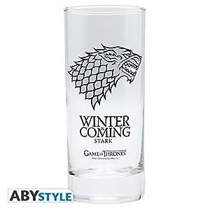 Game Of Thrones - Vaso, 290 ml, diseño Se Acerca el Invierno 4