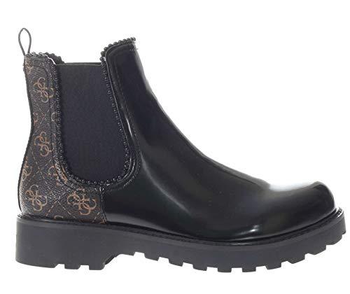 Guess Damen NOLA Chelsea Boots, Braun Brown, 37 EU
