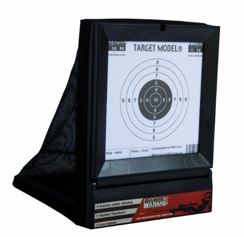 Swiss Arms Zielscheibe Portable Target, schwarz, 200619 zu Swiss Arms