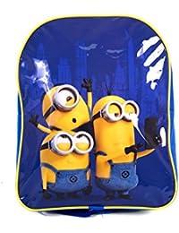 Preisvergleich für Oxbridgesatchels, Kinderrucksack blau/gelb Dimensions 30 x 25 x 10cm