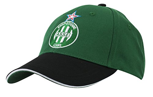 Baseball-Cap ASSE AS St. ETIENNE, offizielle Kollektion, réglabe Erwachsene