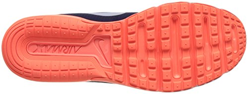 Nike 719916-505, Sneakers trail-running femme Violet  (Dark Purple Dust/palest Purple/bright Mango.)