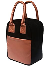 Foonty Daily use lunch bag (Brown,FFFLB7021-2)