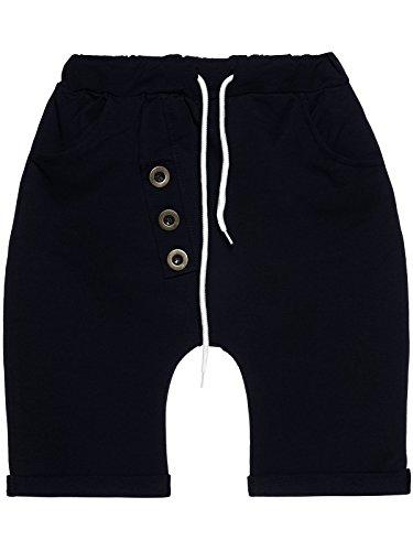 BEZLIT Jungen Stoff Baggy Pumpshorts aus It22651, Farbe:Navy, Größe:116