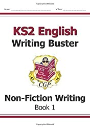KS2 English Writing Buster - Non-Fiction Writing - Book 1: Workbook 3 by CGP Books (2014-01-13)
