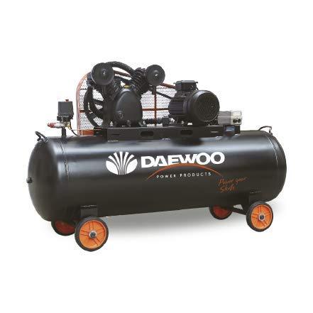 Compresor De Aire de Correas Daewoo 300L 3HP 220V