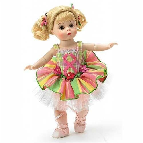 Madame Alexander 8 Inch Classic Ballerina Collection Doll - Springtime Confection Ballerina by Madame Alexander - 8-zoll-madame Alexander Dolls