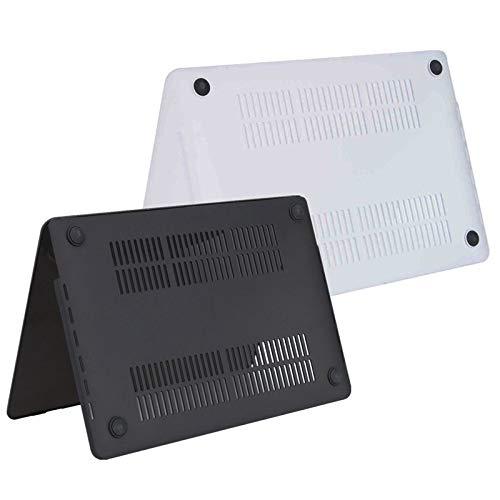K8U131 @FATO Matte Frosted Ableiten von Wärme PC-Schutzhülle für MacBook Pro 13