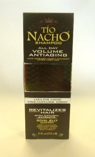 Tio Nacho Shampoo - All Day Volume Anti-Aging by Tio Nacho