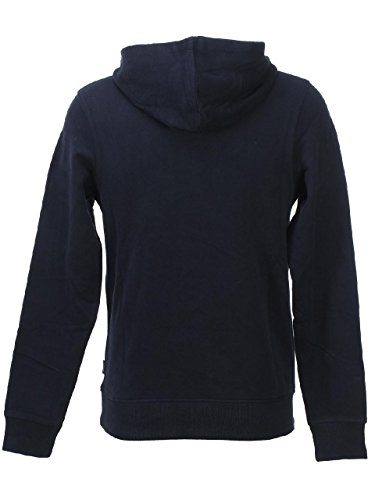 Jack And Jones – Fifty Navy Blazer Cap SW – Felpa Cappuccio Hooded blu navy / blu notte