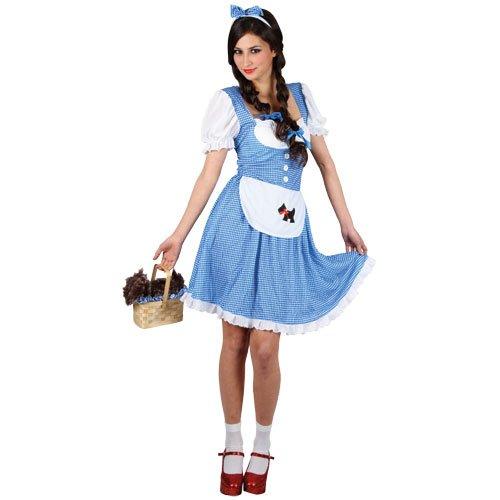 Fairytale Darlin Dorothy Sweet Girl's Fancy Dress Costume (Wicked Dorothy Kostüm)