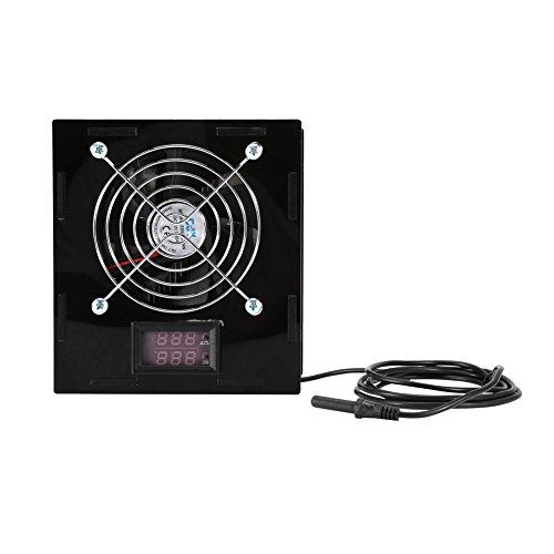 Akozon Termostato Acuario 70W Control Temperatura