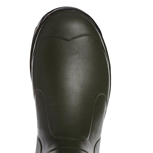 Hunter -Adult Balmoral, Boots mixte adulte Dark Olive