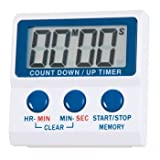 Kitchen or oven timers with a minutes/se...