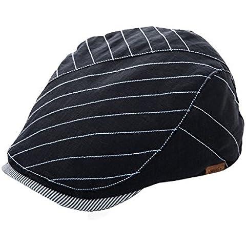 Verano de los hombres coreanos Cap/Hombre Ya Ma ahora sombreros/Alquiler de vacaciones en el exterior casquillo