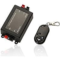 Chiave dulee 3¨ ¹ Ssel Wireless Remote Control Dimmer con interruttore Dimmer Regolatore di luminosità con luce LED strisce