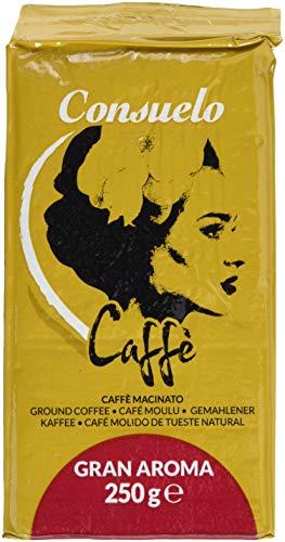 Consuelo Italienischer Caffè Gran Aroma - gemahlen - Bester Kaffee