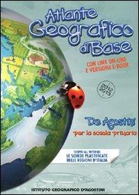 Atlante geografico di base. Per la Scuola elemenentare. Ediz. illustrata. Con espansione online