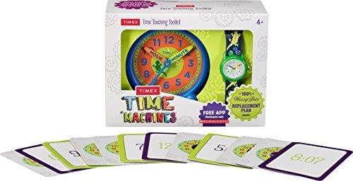 Timex Jungen Zeitlernuhr Quarz Uhr mit Nylon Armband TWG014900