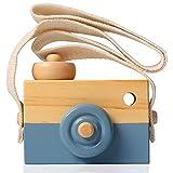 EisEyen Baby Hölz Kamera Spielzeug Kinder Spielwaren Kinderzimmer Babyzimmer Wanddeko