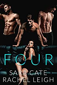 Four: A Dark Reverse Harem Romance (English Edition)