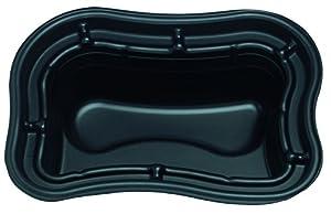 Oase Teichschale PE, Schwarz, 500 Liter von Oase