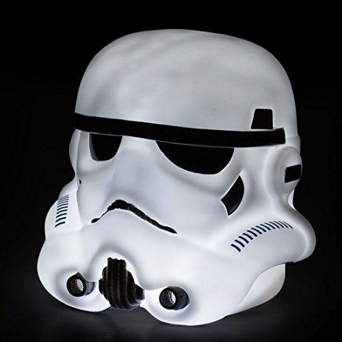 Star Wars Stormtrooper 3D Lampe Klonkrieger Helm Design LED Kopf Science Fiction