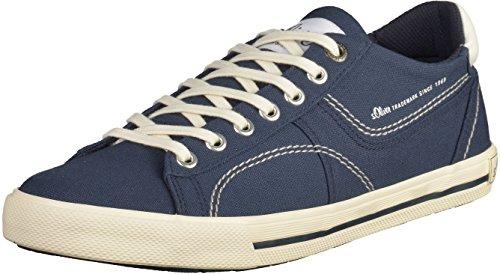Laços Verão 28 Homens Elegantes 5 oliver Tênis Para Com Homens Calçados 5 13632 De Calçados marinho Sapatilha Esportivos Azul S Sapatos Calçado Casuais x8Rz0qnwUC