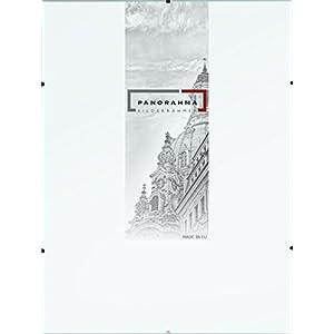 Bilderrahmen Rahmenlos Glasbilderrahmen, Bildformat: 40 x 60 cm, Echtglas Antireflex