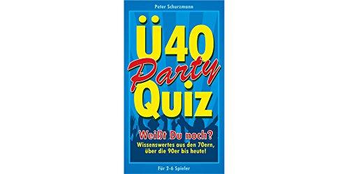 Preisvergleich Produktbild Ü-40 Party Quiz