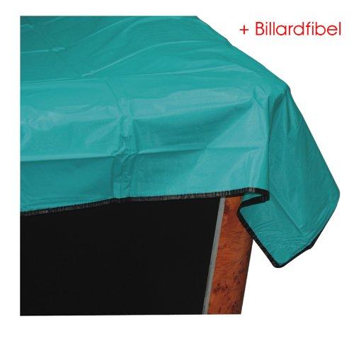 Abdeckfolie Billard Pool für 9 ft.