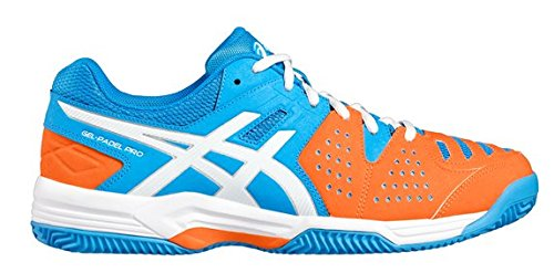 Asics Tennis Shoes Gel-Padel Pro 3 Sg Diva Blue / White / Shocking 42m