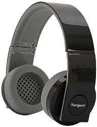 Targus TA-10HP Headphones with Super Bass - Black