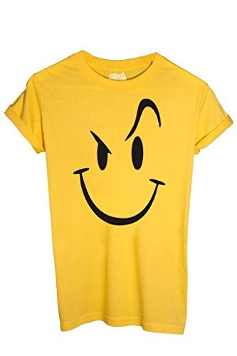 t-shirt-devil-smile-funny-by-image-dress-your-style-uomo-xxl-gialla
