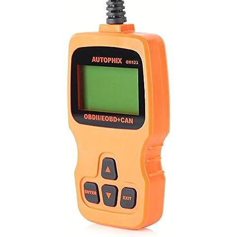 EchoAcc® OBD MATE OBDII OM123 Auto Vehicle Code Reader Diagnostico
