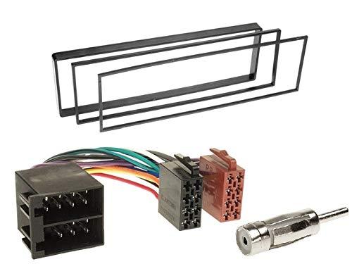 Pioneer-MVH-S110UI-1-DIN-Autoradio-mit-USB-AUX-Shortbody-fr-Peugeot-307-SW-CC-2001-2005-schwarz-Limo