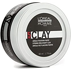 L'Oreal Professionnel Care&Styling Homme Arcilla - 50 ml
