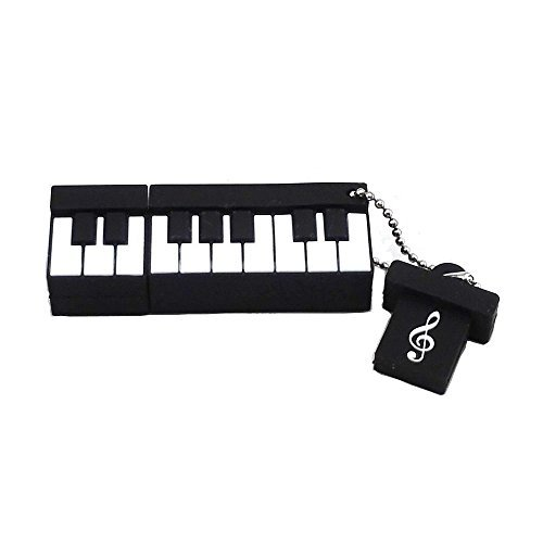 aneew 32 GB Pendrive Piano Instrument Musik Modell USB Flash Drive Memory Daumen Stick U Disk