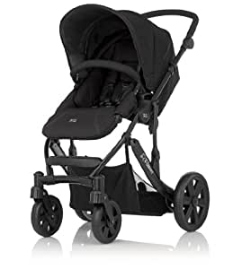 Britax Poussette B-Smart 4, Black Thunder