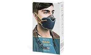 Banale Máscara Antismog by Filtro de Carbón Activado, Protección contra la Contaminación, PM2.