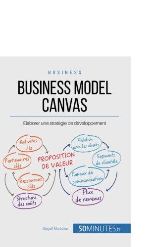 Business Model Canvas: Élaborer une stratégie de développement