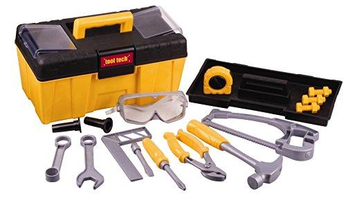 Redbox Herramienta Tech Tool Box con Carry Case y Accesorios