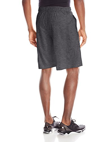 Under Armour Herren Raid 25,4 cm Shorts Carbon Heather/Black