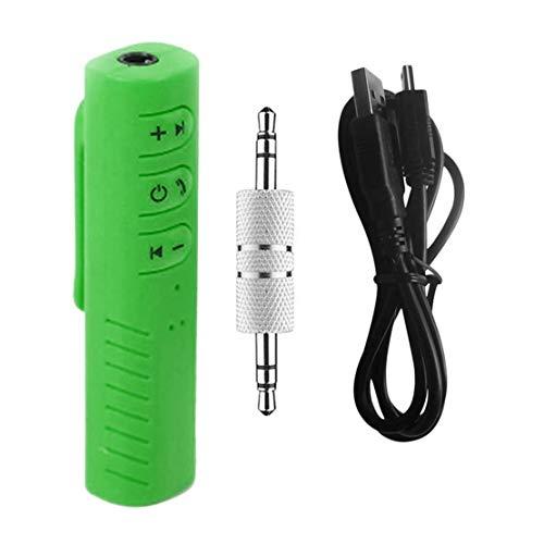 Mini Wireless Bluetooth 4.1 Receptor de Manos Libres 3.5mm Adaptador de Audio...