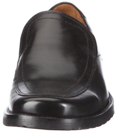Manz Fermo AGO G Buffcalf TR Sohle 114015 , Chaussures montantes homme Noir - Noir