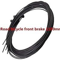 Velocidad de línea Cable de acero bici del camino de MTB fija de cambio de marcha de la bicicleta reemplazable tubería de frenos palanca de cambios de frenos Core alambre interior ( Color : GF11 )